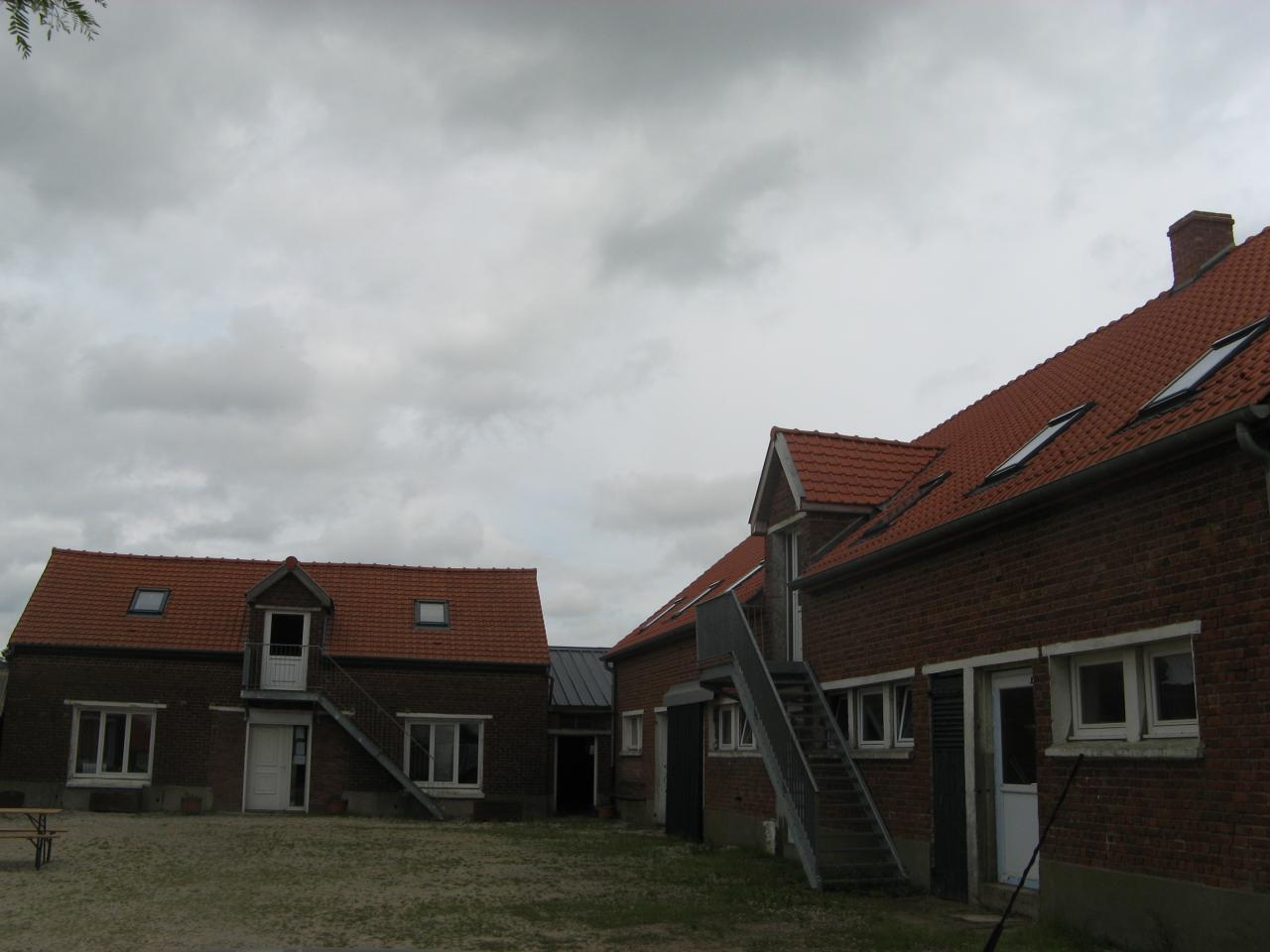 Rénovation d'un corps de ferme